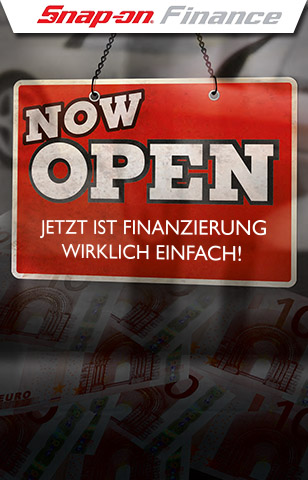 Now Open Snap-on Finance